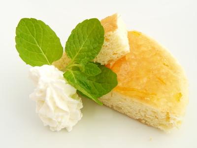 ゆず茶のパンケーキ.JPG