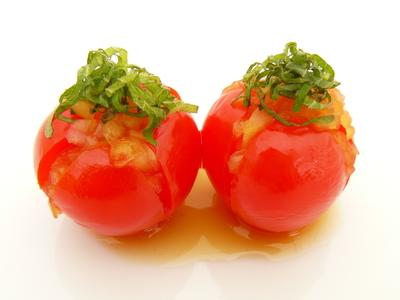ミニトマトと玉ねぎのゆずぽん酢.JPG